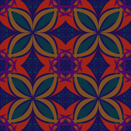 pattern: Seamless background wallpaper pattern from birds and Arabic letter zayn.