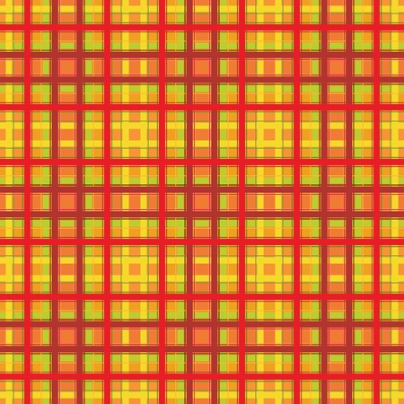 Warm colored seamless stitch pattern for wallpaper or tablecloth backgrounds