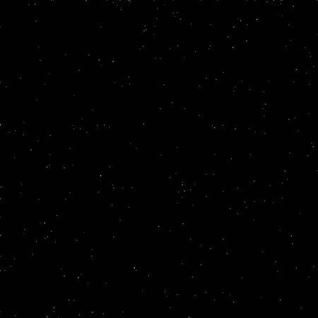 matter: Stars and black matter in seamless background pattern