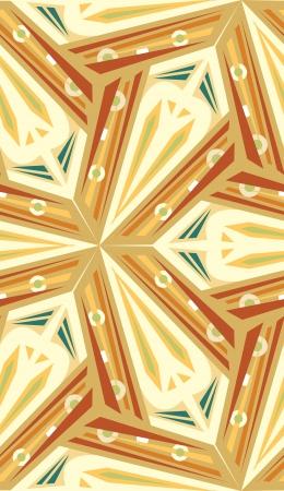 Seamless background wallpaper pattern of boomerang shapes