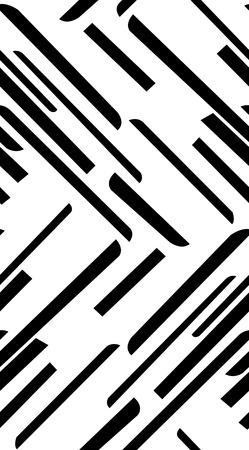 Seamless background pattern of random diagonal straight lines Çizim