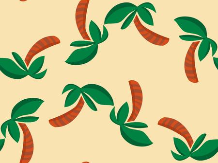alternating: Modelo incons�til del fondo de las formas de los �rboles de palma alterna