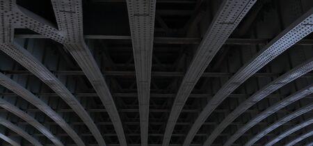 friar: Black friar bridge Stock Photo