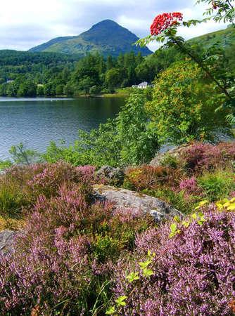 Loch Lomond Stock Photo - 2077905