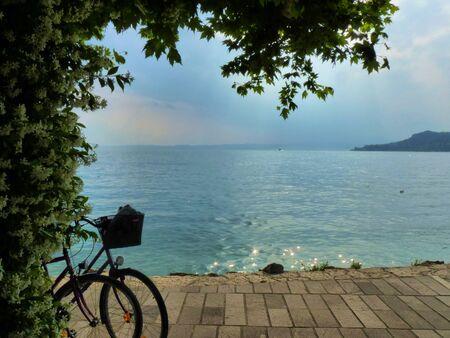 garda: Lake Garda Stock Photo