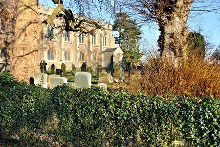 churchyard: Churchyard