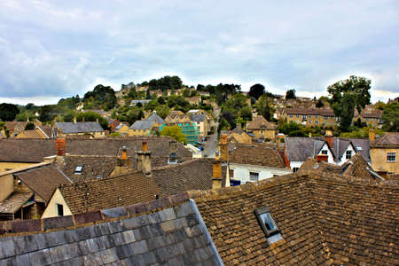 cotswold: rooftops