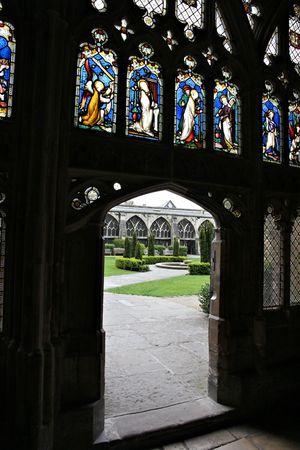 doorway: Cathedral doorway