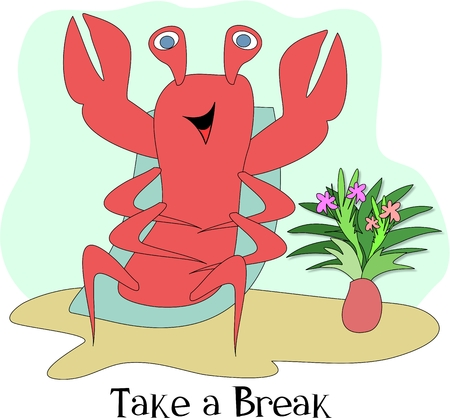 Red Lobster says Take a Break