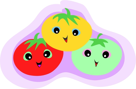 trio: Tomato Trio