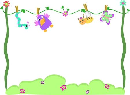 Clothespin Animals