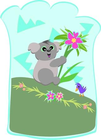 pouch: Koala Pouch