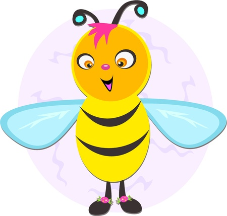 Quirky Bee