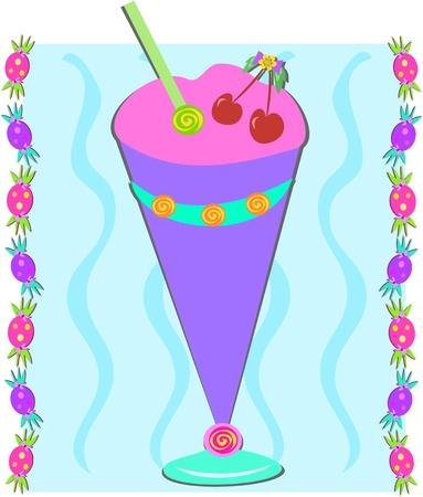 sherbet: Sweet Sherbet Sundae