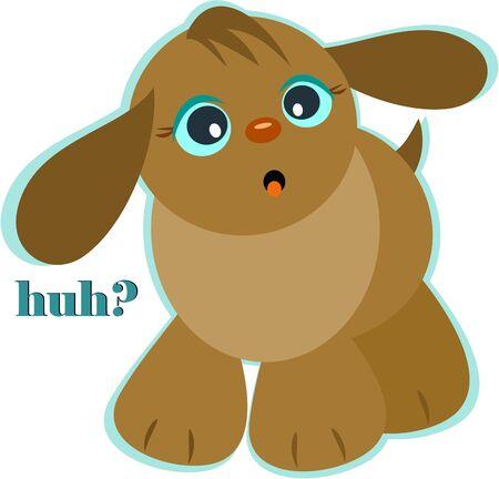 huh: The Huh Dog