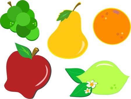 Mix of Juicy Fruits