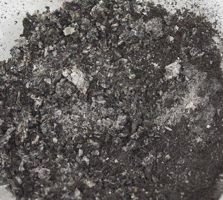 Ashes background