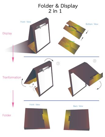 display: folder and display