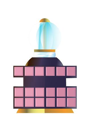 jewel box: box six Illustration