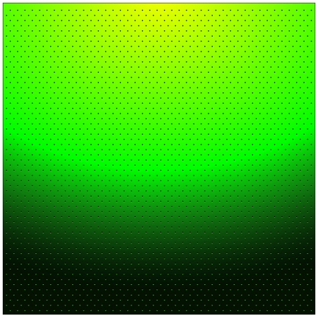 green gradient texture with dots Çizim