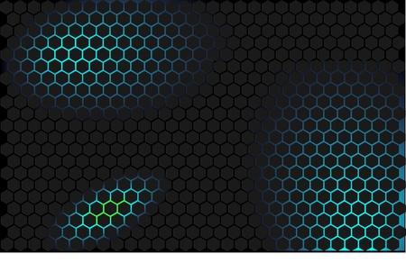 bstract: hexagon texture, honeycomb