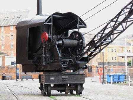 Gloucester Docks - Crane