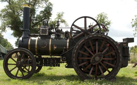 traction engine: Steam Traction Engine