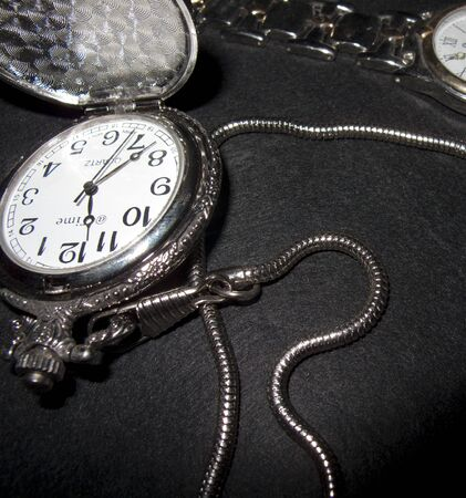 Pocket Watch..... Time Stock Photo - 5208738
