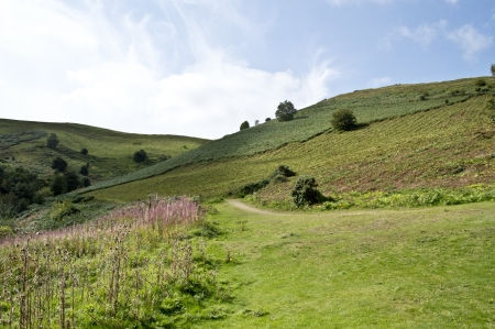 the countryside at malvern hills Stock Photo - 15274608