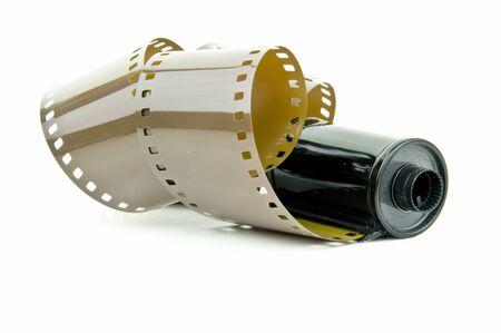 retro style camera film Stock Photo - 15463942