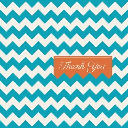 merci: chevron fond seamless pattern, carte de remerciement