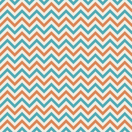 colors chevrons seamless pattern background retro vintage design Stock Vector - 19164634