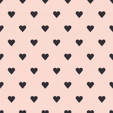 hearts seamless pattern background, ideal for celebrations, wedding invitation, baby shower, birthday, mothers day and valentines day Stock Vector - 19376129