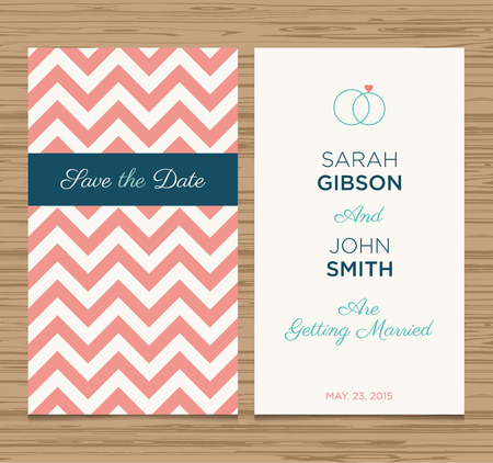 wedding card invitation template editable, pattern vector design  Vector