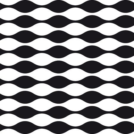 classic art: Pattern wave background