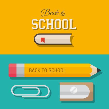 high school teacher: Back to school, design elements
