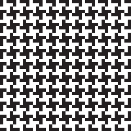 hexagone: Pattern vector background white and black  05