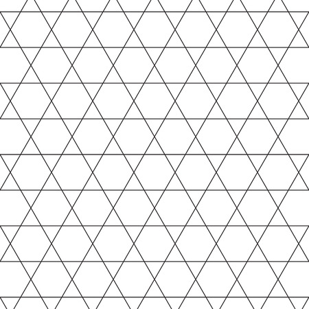 hexagone: Pattern vector background white and black  08