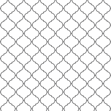 hexagone: Pattern vector background white and black  04