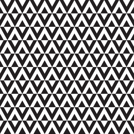 hexagone: Pattern vector background white and black  07