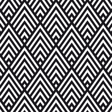 pop art herringbone pattern: Pattern background 27 Illustration