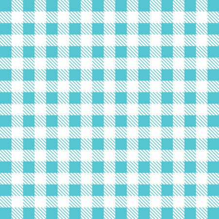 gingham: Gingham tablecloth pattern background. Vintage vector pattern.