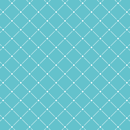 Square pattern background. Retro vector pattern. Illustration