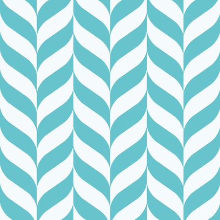 baby shower party: Vegetal chevron pattern background.  Retro vector pattern. Illustration
