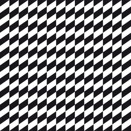 diagonal  square: Diagonal square pattern background. Vintage retro vector design element. Illustration