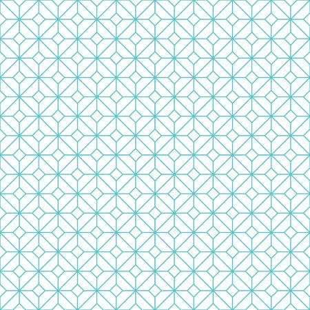 Square pattern background. Vintage retro vector design element. Illustration