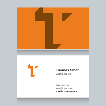 Icon of alphabet letter for cards - letter T