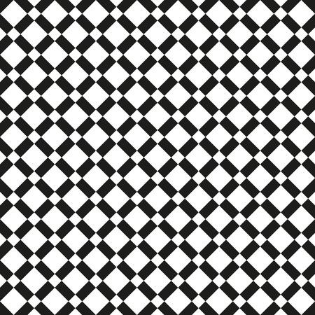 Square grid pattern background. Vintage retro vector design element.