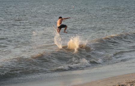 boarders: Skim Boarding
