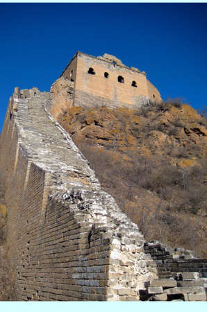 The Great Wall of China at Simatai